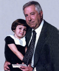 founder Ed Carson and Granddaughter Elise