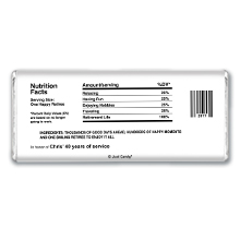 Retirement Nutrition Label