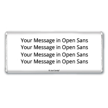 General Message Font 1