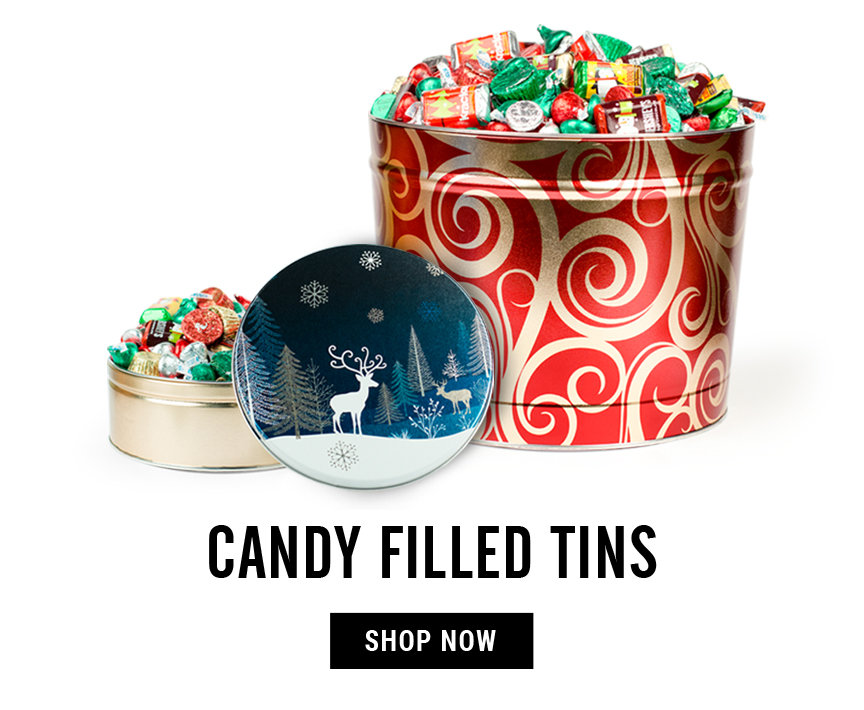 Shop Candy Filled Tins