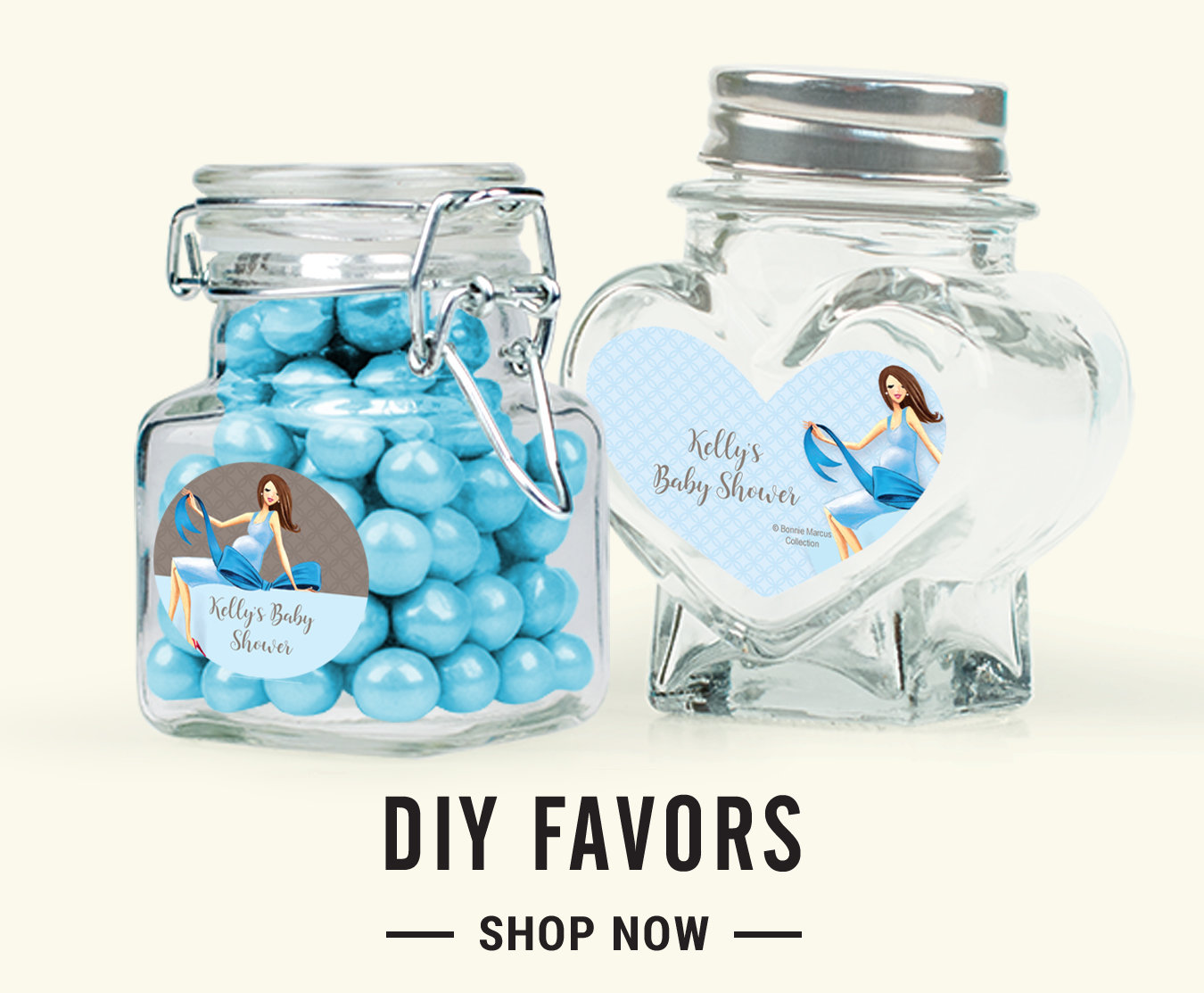Baby Shower Favors Mints ~ Baby shower favors personalized candy bars more