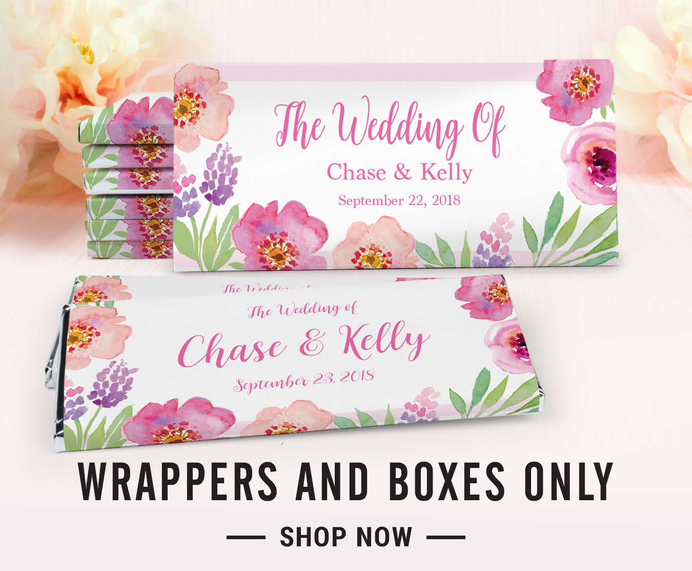 DIY Wedding Favors & Personalized Candy | WH Candy