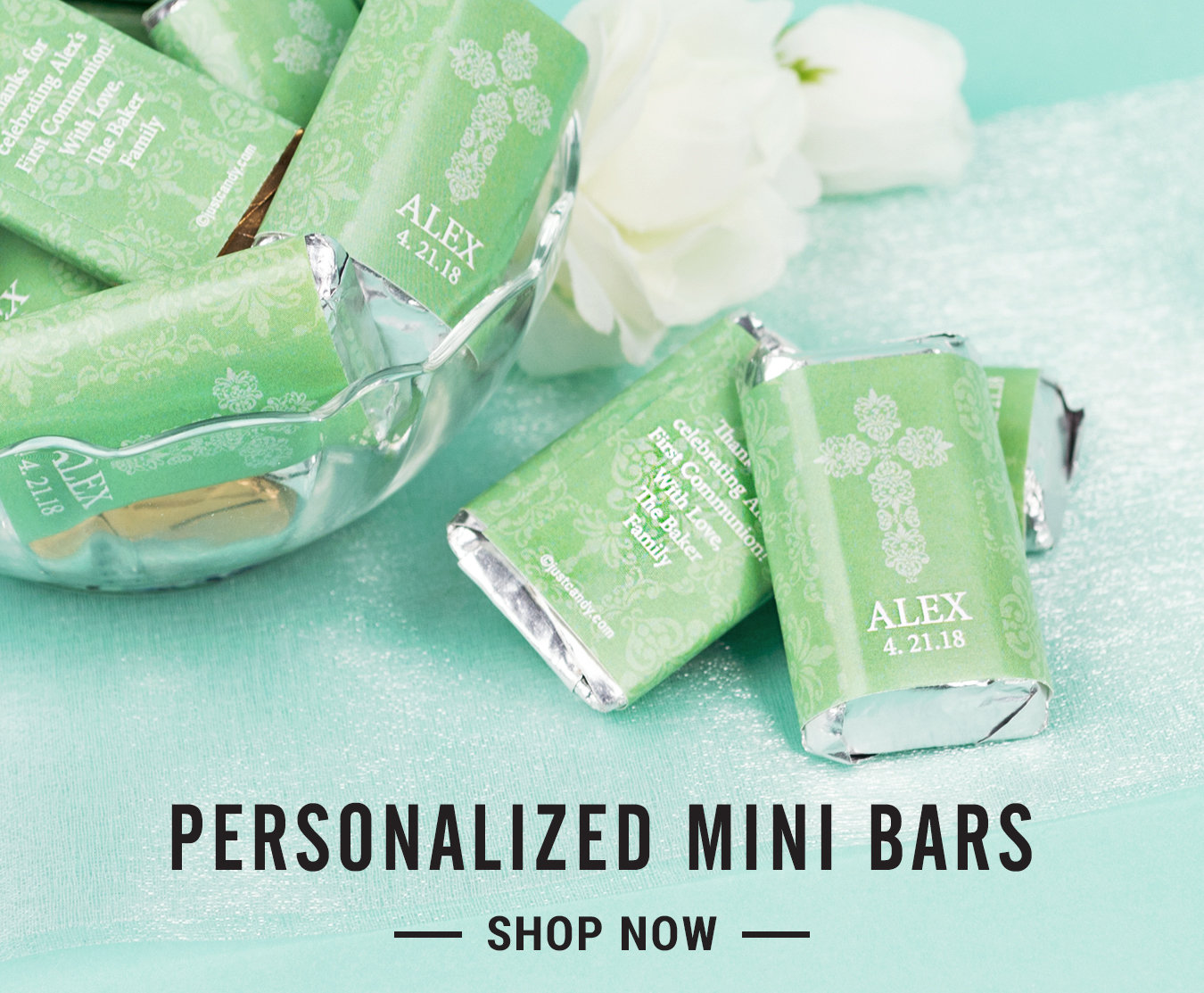 Personalized Mini Bars