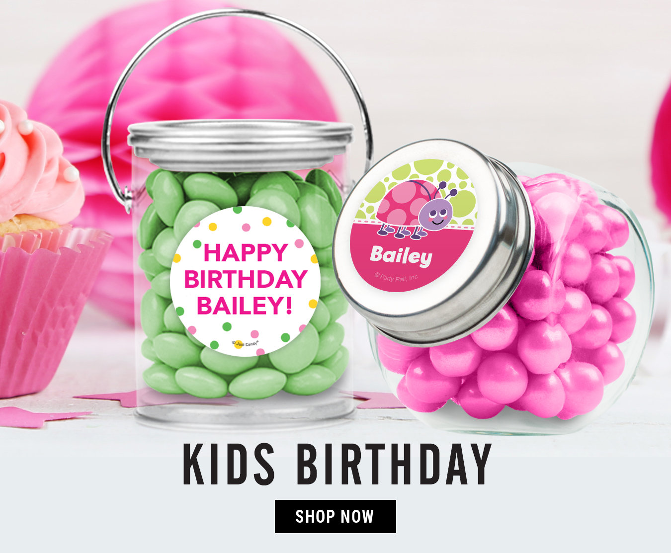 Personalized Birthday Candy