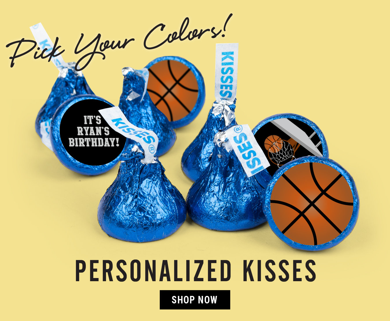 Personalized Kisses