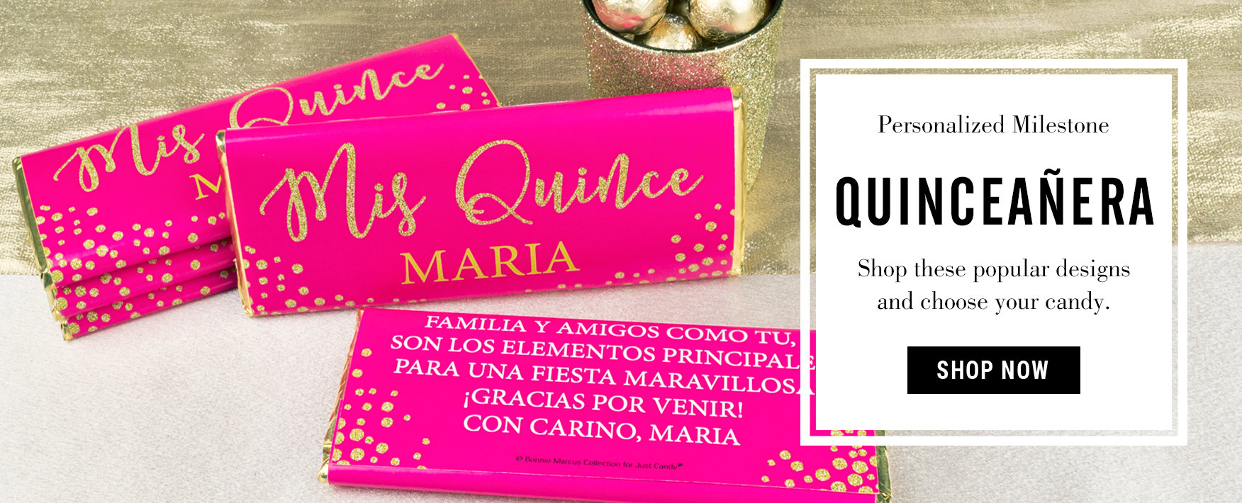 Quinceanera Party Favors Fiesta De Cumpleanos Latin 15th Birthday