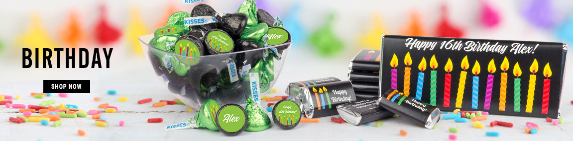 Shop Personalized Candy Favors