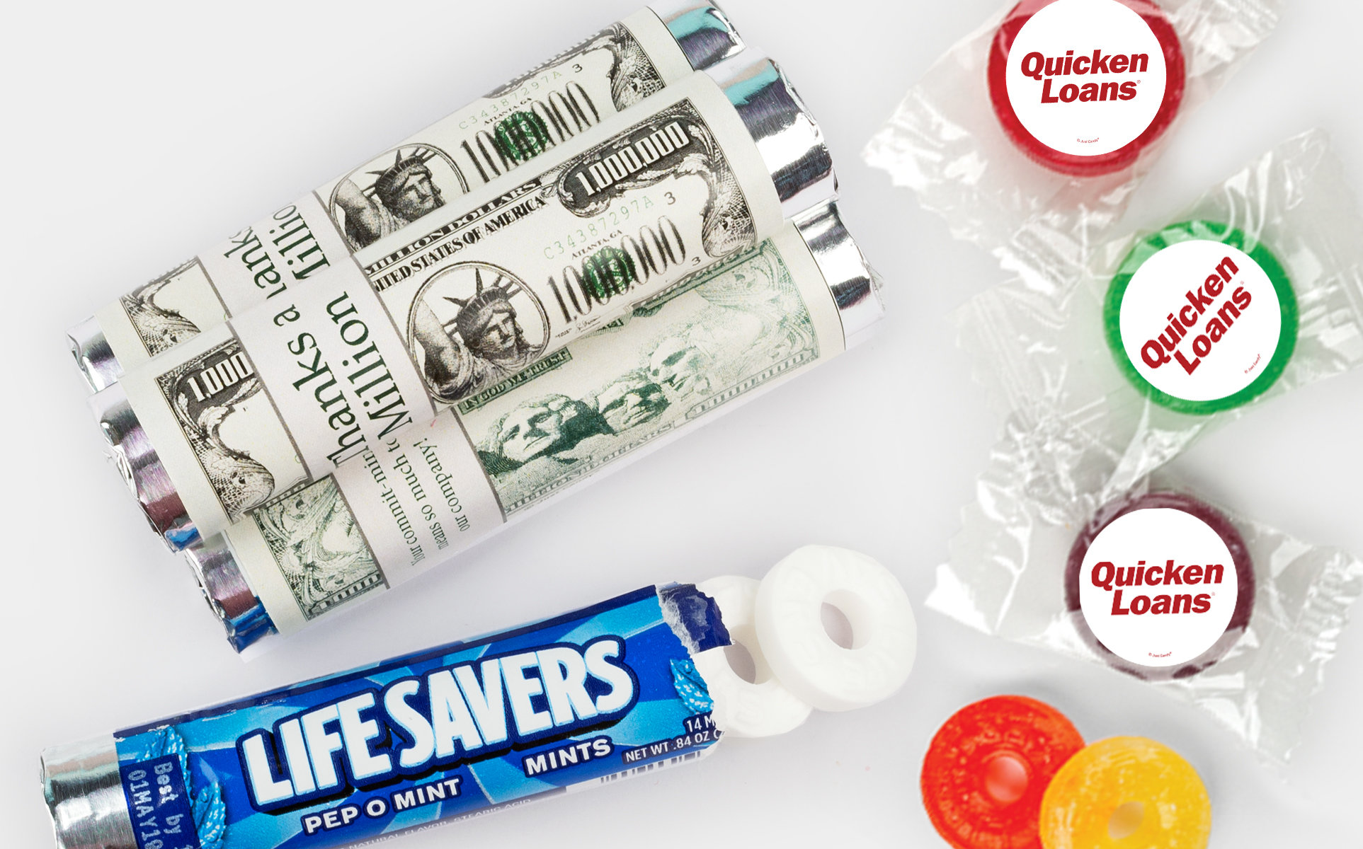 Lifesavers and Mints