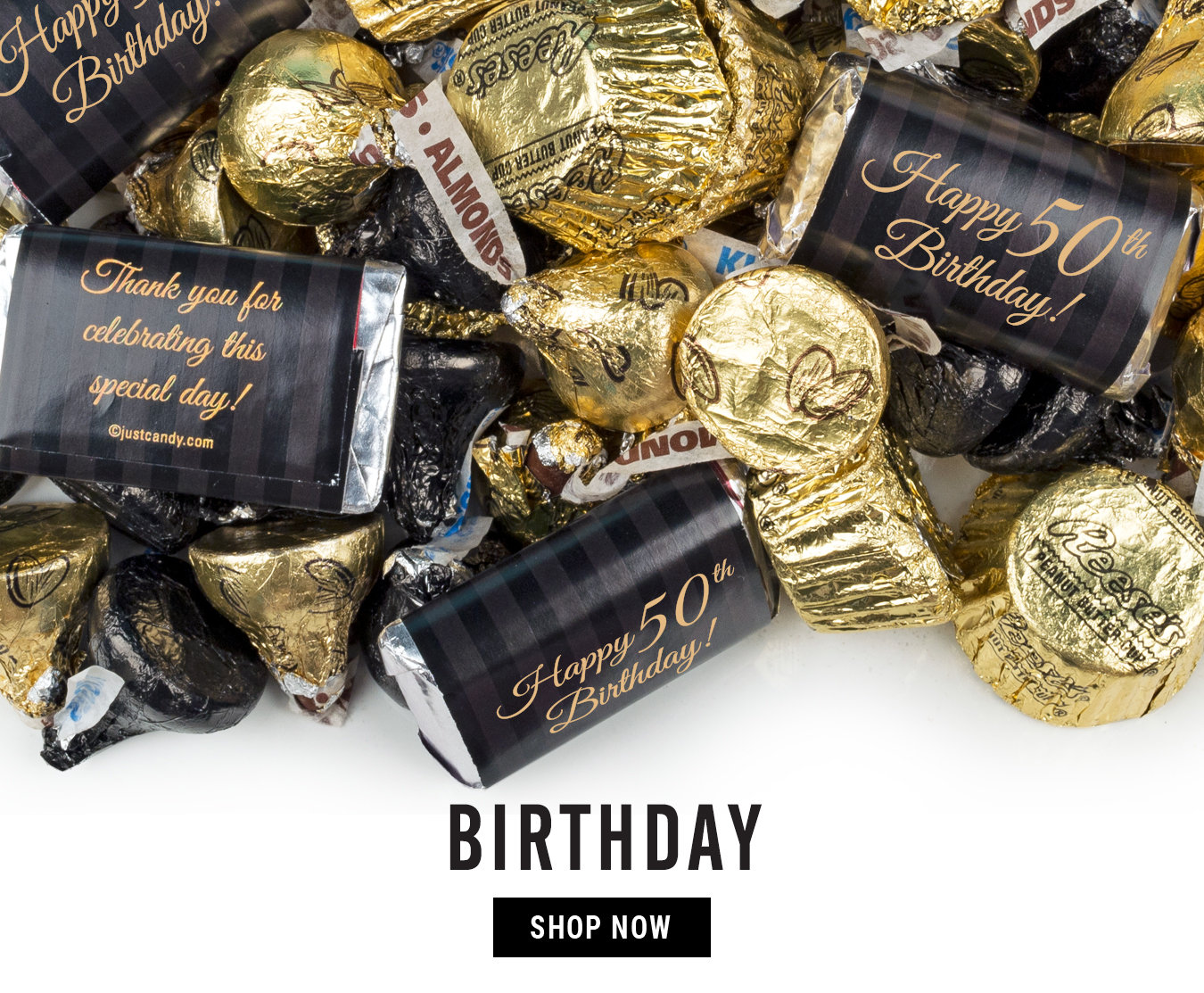 30% off Exclusive Hershey's Birthday Mixes