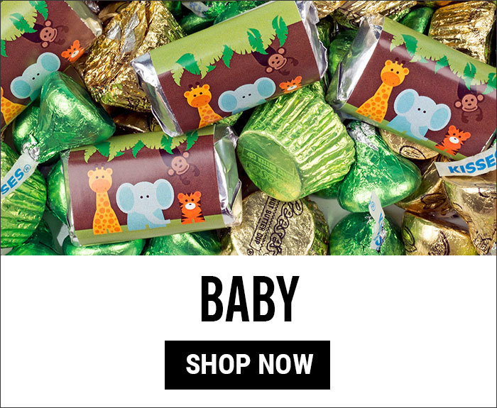 30% off Exclusive Hershey's Baby Mixes