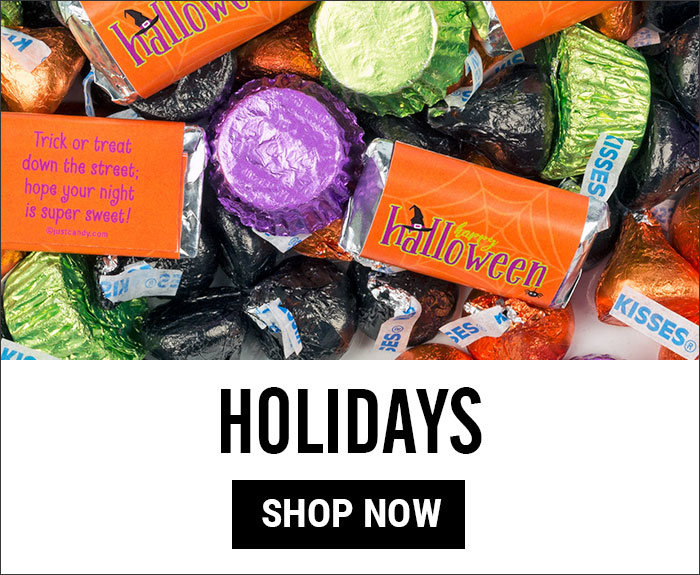 30% off Exclusive Hershey's Holiday Mixes