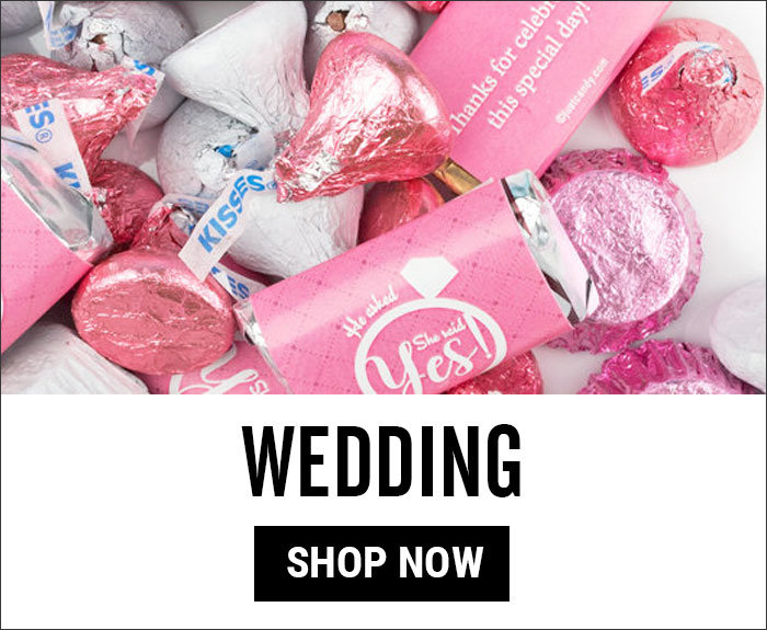 30% off Exclusive Hershey's Wedding Mixes