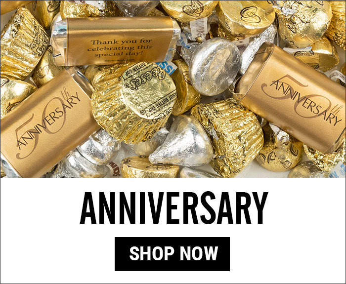 30% off Exclusive Hershey's  Anniversary Mixes