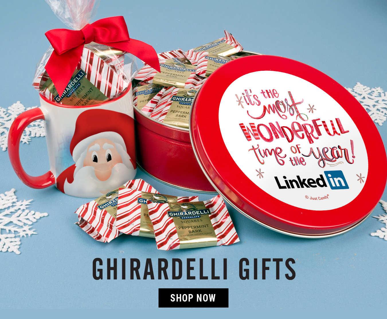 Gourmet Ghirardelli Gifts