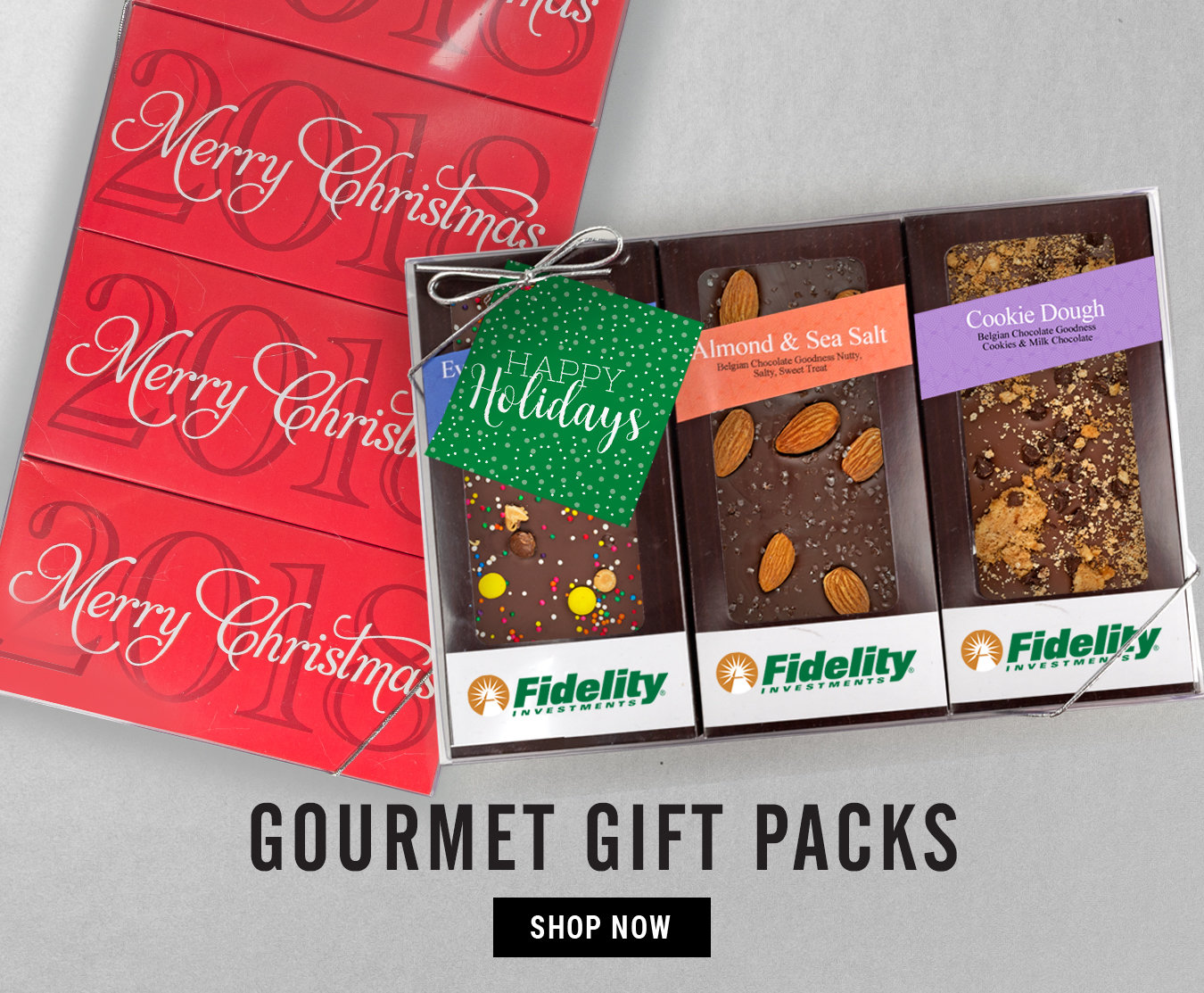 Gourmet Chocolate Bar Gift Packs