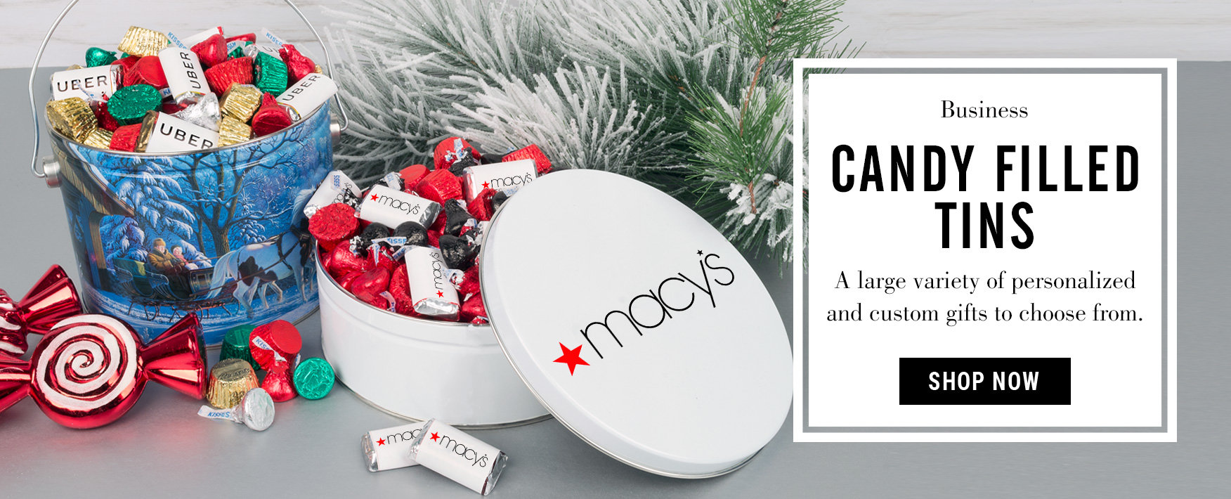 Personalized Chirstmas Holiday Business Gifts