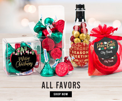 All Christmas Favors