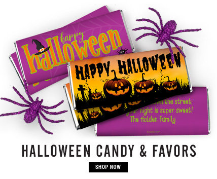 Halloween Candy & Favors