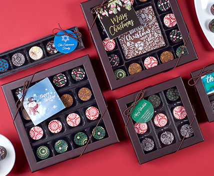 Personalized Gourmet Gifts