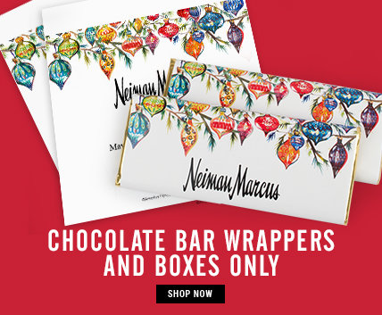Chocolate Bar Wrappers & Boxes Only