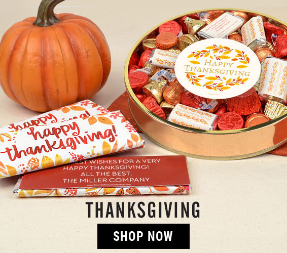 Thanksgiving Personalized Gifts and Favors