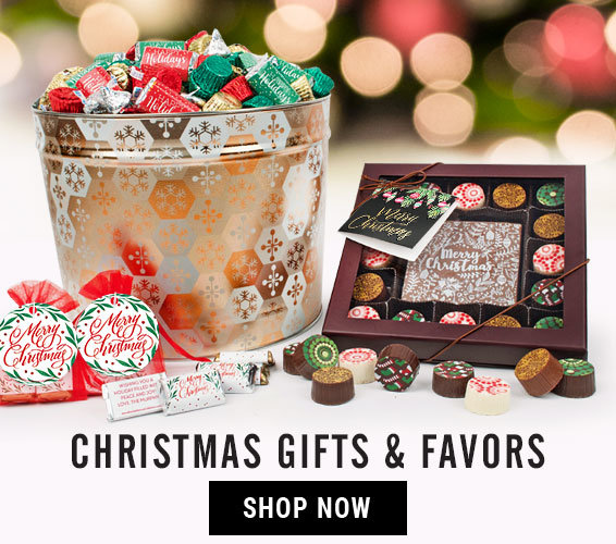 Shop Personalized Holiday Gifts and Favors
