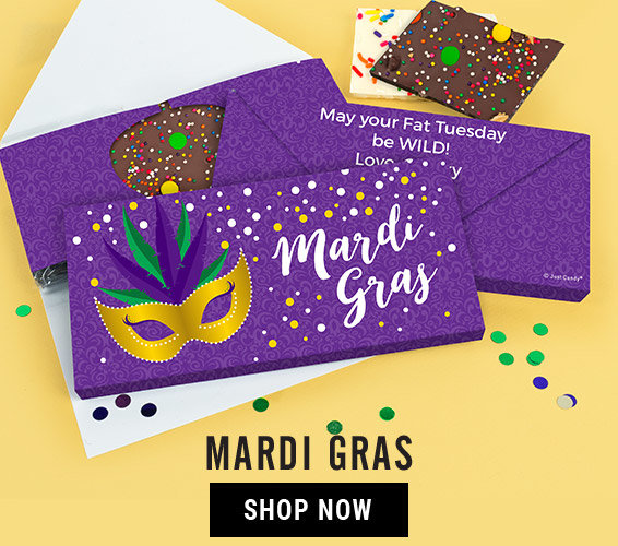 Mardi Gras Personalized Gifts and Favors