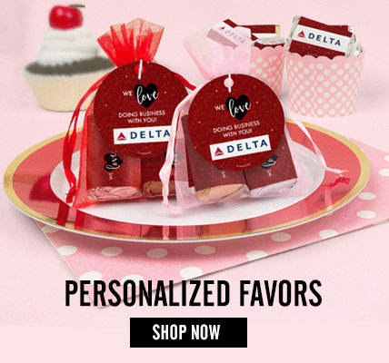 Shop Personalized Corporate Favors