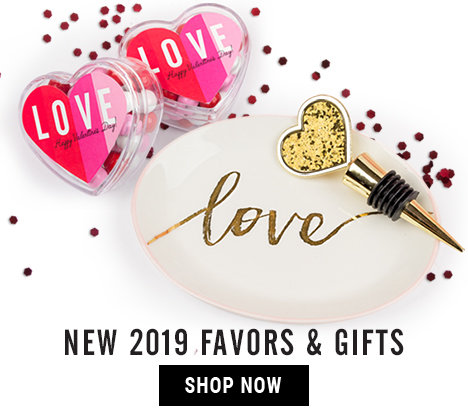 New 2019 Favors and Gifts