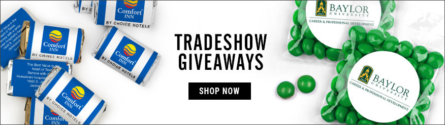 Tradeshow Giveways to Promote your Brand!