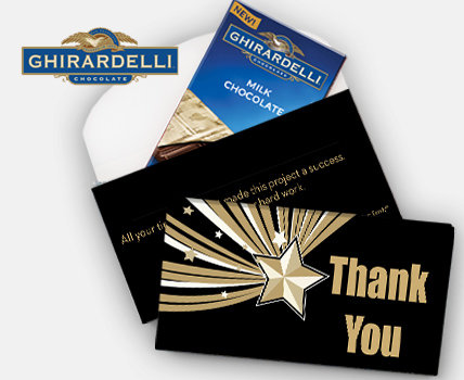 Shop Ghirardelli in a Deluxe Gift Box