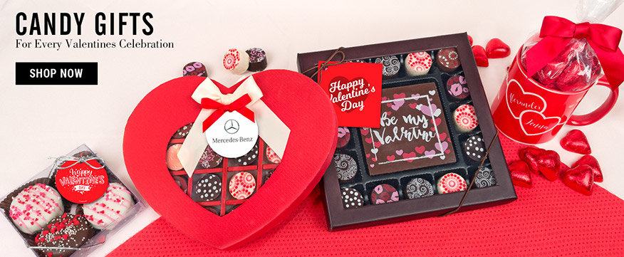 Valentine's Candy Gifts