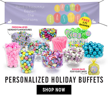 Holiday Candy Buffets