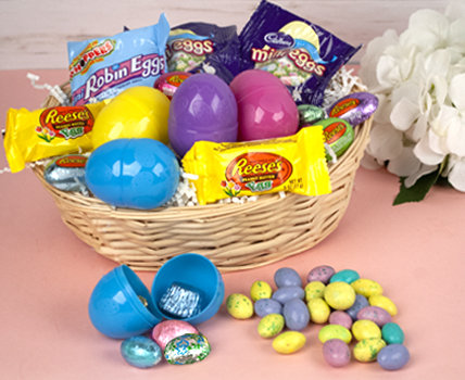 SHOP EASTER EGG CANDY