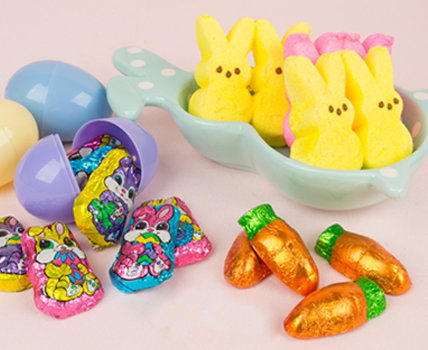 SHOP EASTER BUNNY CANDY