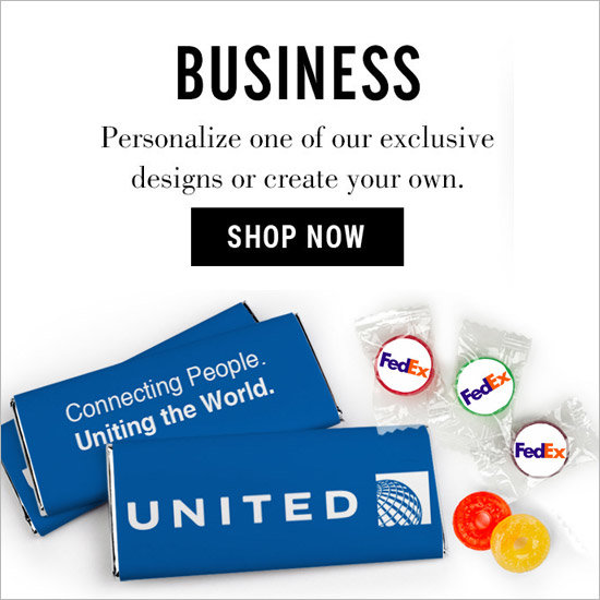 Shop Business Personalized Favors