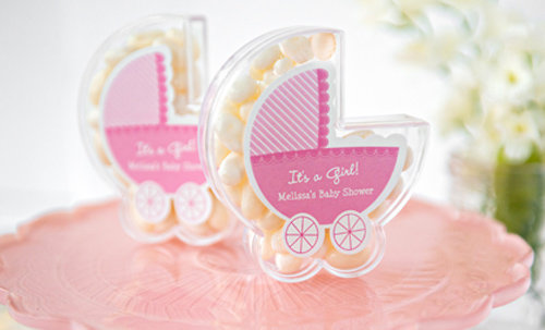Shop Baby Shower Personalized Favors