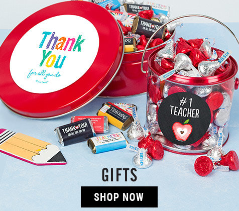 Shop Teacher Appreciation Gifts