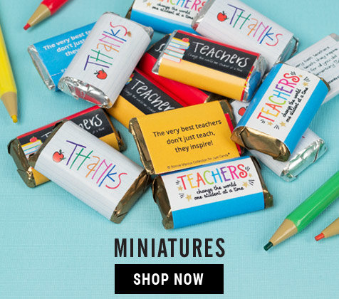 Shop Teacher Appreciation Miniatures