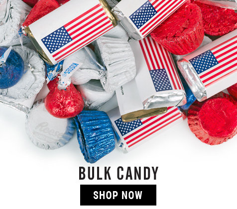 4th of July Bulk Candy