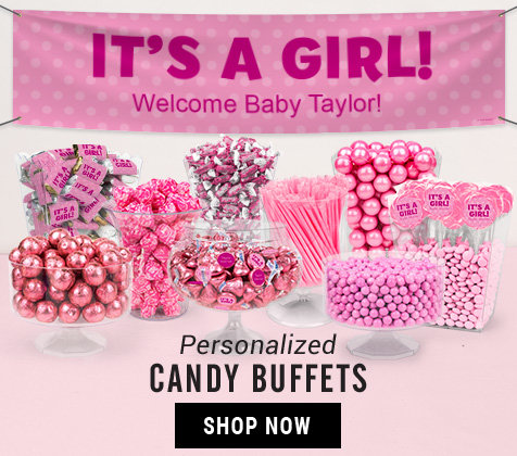 Shop Girl Candy Buffets