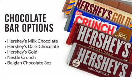 Chocolate Bar Options
