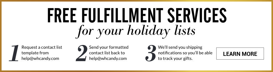 Free Fulfillment Services for your Holiday List