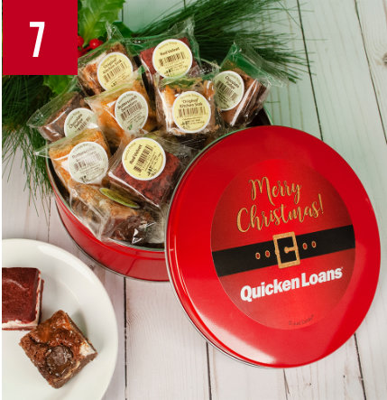 HOLIDAY BROWNIE GIFTS