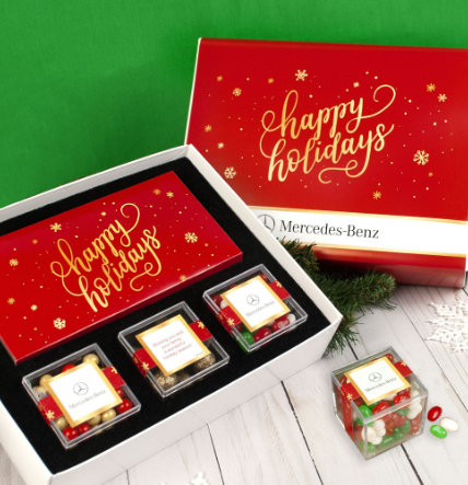 Personalized Holiday Premium Gift Boxes