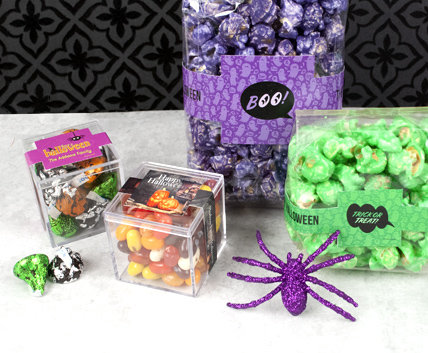 Halloween New & Noteworthy Favors