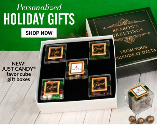 Shop Personalized Holiday Gifts