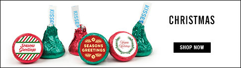 Christmas Hershey's Kisses