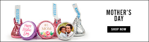 Mother's Day Hershey's Kisses