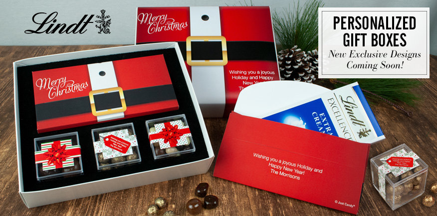 Shop Personalized Holiday Gift Boxes
